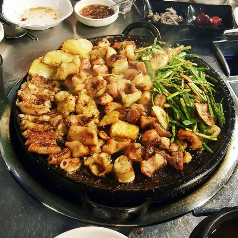le Gopchang spécialité coréenne