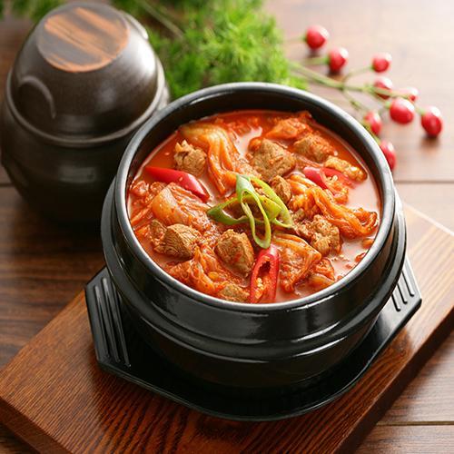 le Kimchi-Jjigae spécialité coréenne