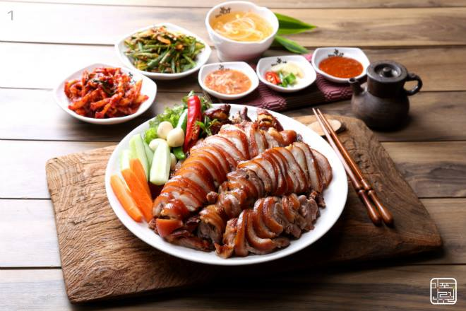 Les JOKPAL spécialités coréenne