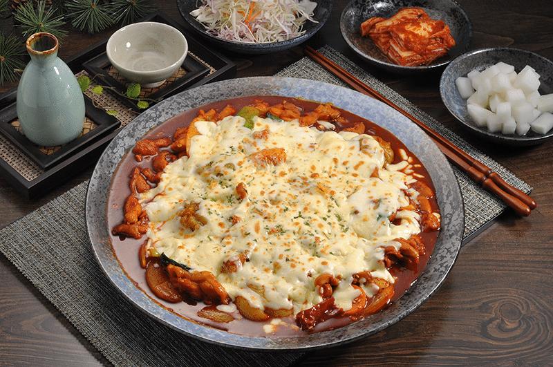 JJIMDAK spécialité coréenne Corée du Sud