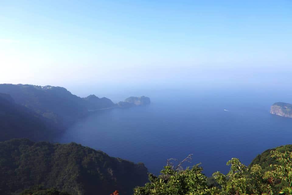 île de Ulleungdo Corée du Sud