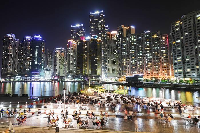 The Bay 101 Haeundae Busan Corée du Sud