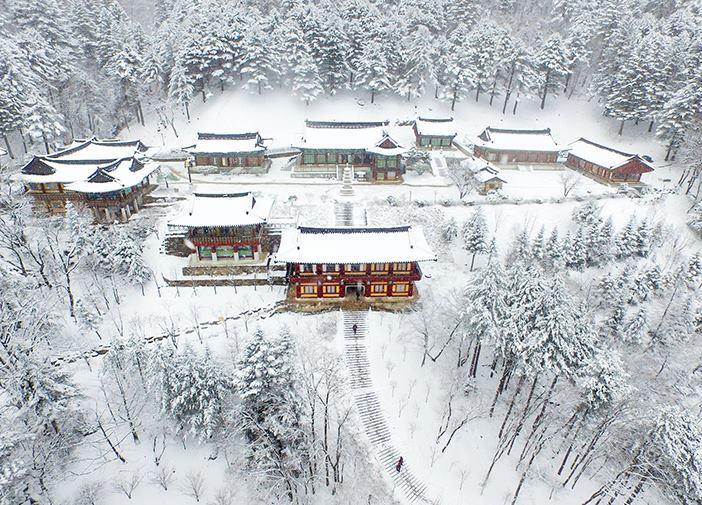 Pyeonchang Corée du Sud