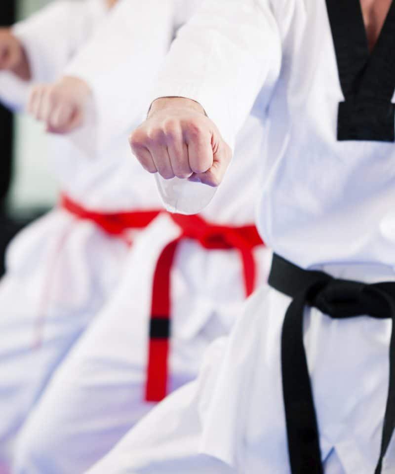 Taekwondo Corée du Sud