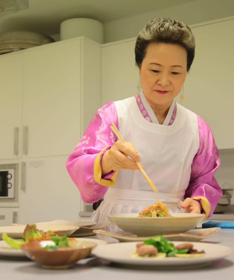 Cours de cuisine coréenne Séoul Corée du Sud