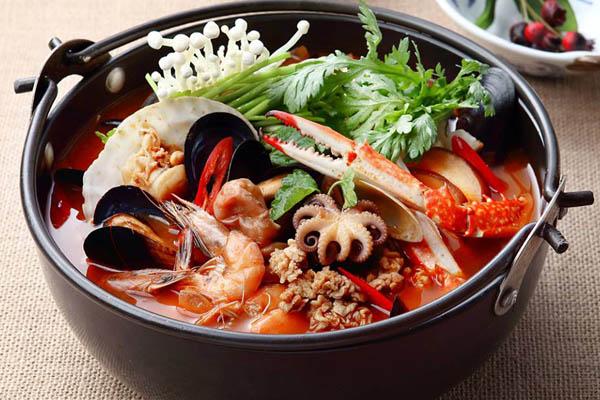 blog nourriture coréenne soupe fruits de mer