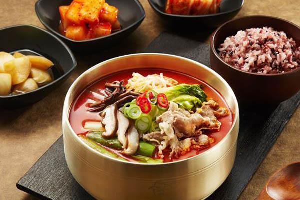 blog soupe de boeuf coréenne