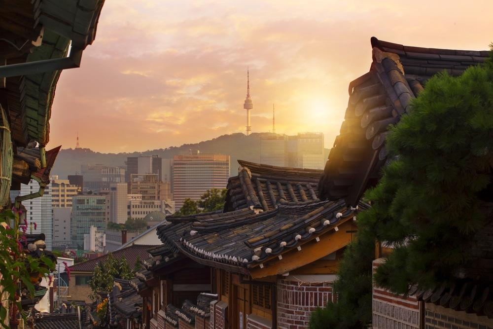 Bukcheon Corée du Sud