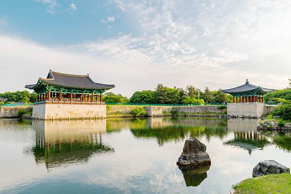 gyeongju corée voyage