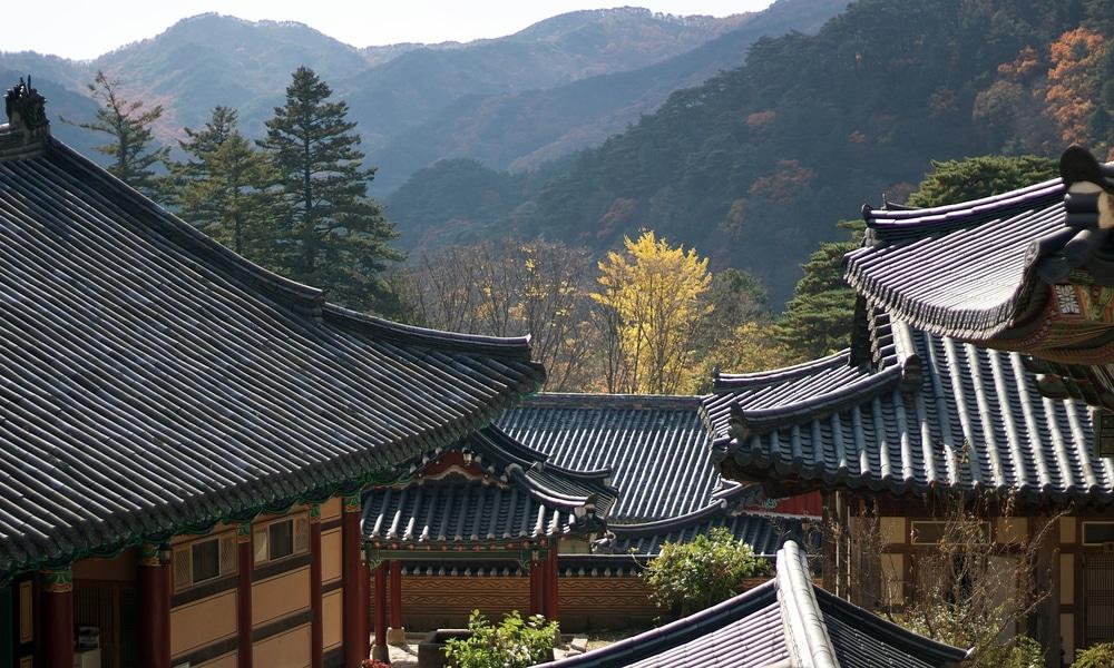 Haeinsa Corée du Sud