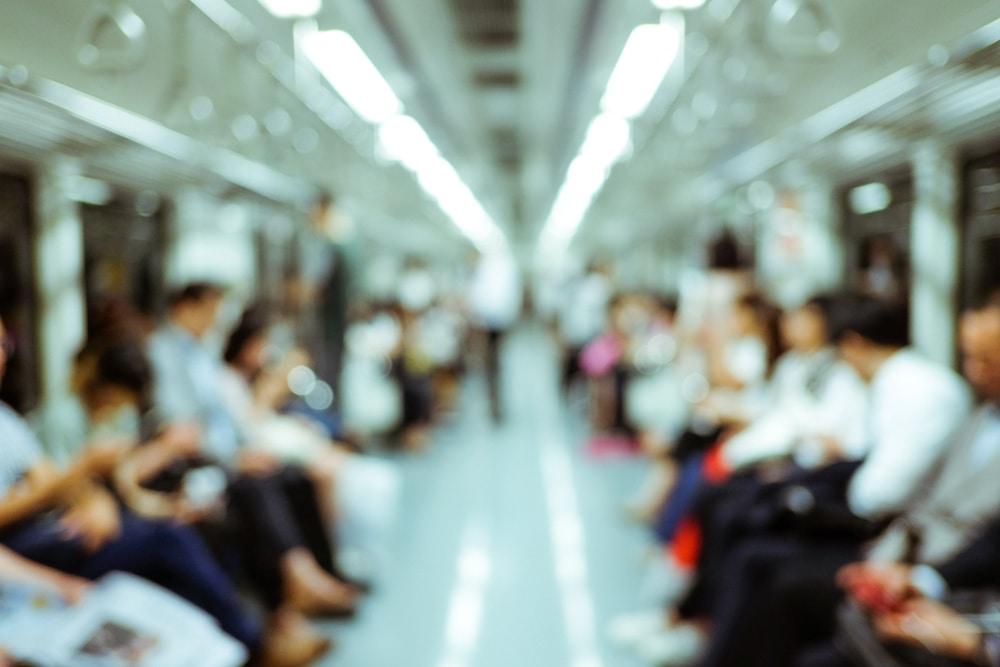Metro de Séoul Corée du Sud