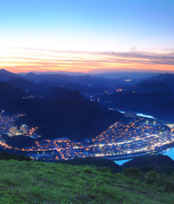 Danyang Corée du Sud