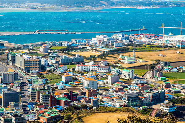 jeju-city korea
