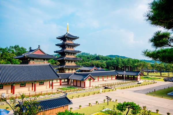 Buyeo Corée du Sud
