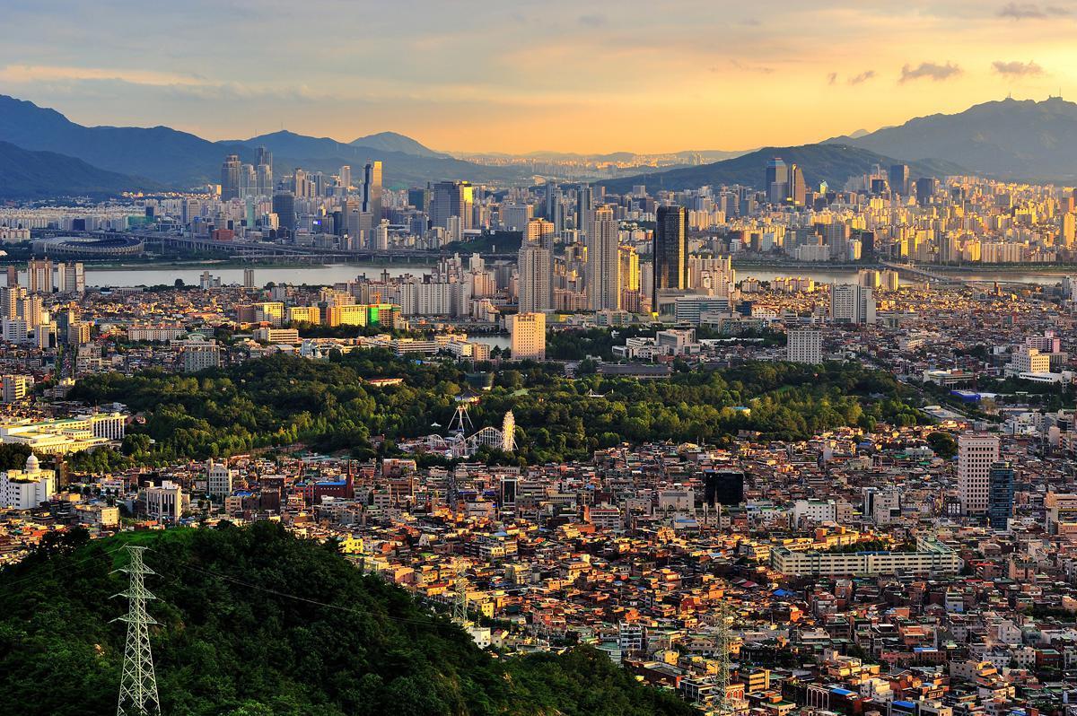 Gwangju Corée du Sud