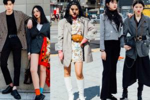 blog les vêtements par saison seoul