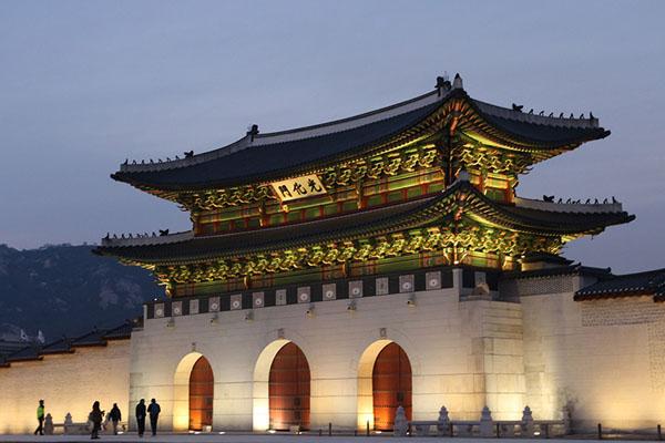 blog pourboire coree du sud palais
