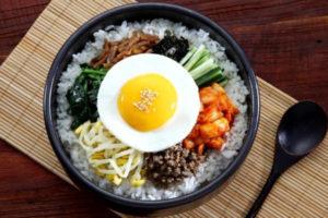 blog voyage coree sud recette bibimbap quarantaine