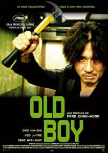 old boy film coréen