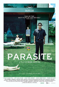 parasite film coréen