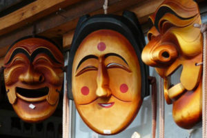 andong masques