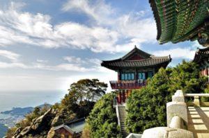 temple boriam namhae