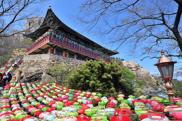 namhae boriam temple