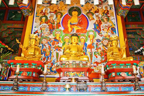suncheon ssanggyesa temple