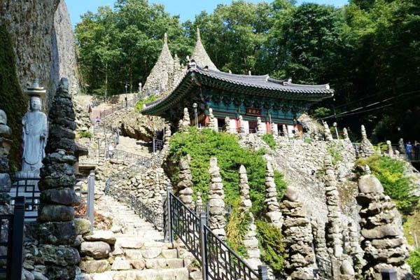 temple jeonju tapsa corée