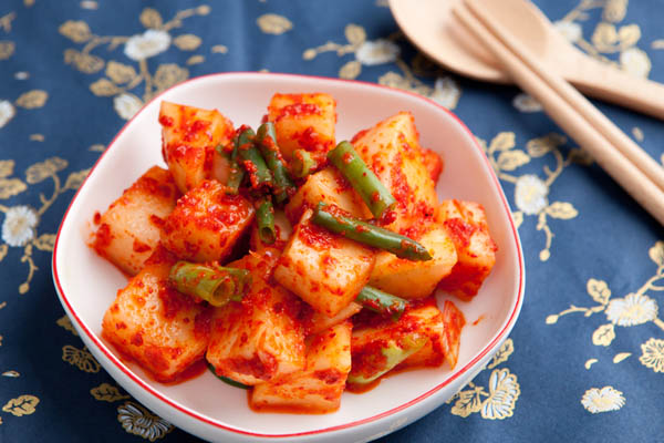 Kimchi corée du sud