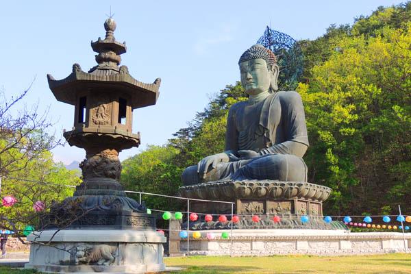 Sokcho seoraksan buddha