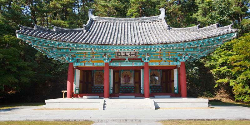buyeo forteresse baekje