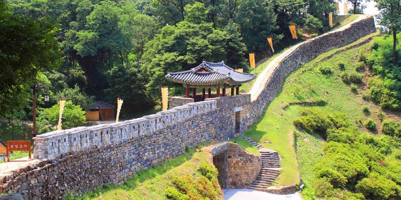 gongju forteresse baekje