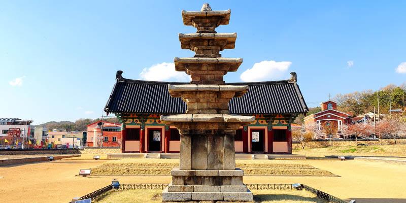buyeo pagode baekje