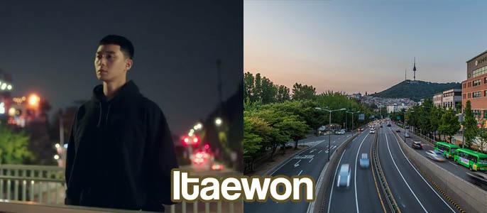 Lieux seoul drama itaewon