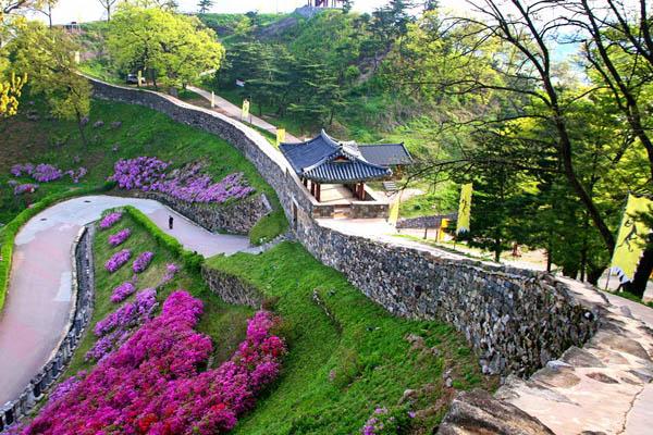 gongju forteresse