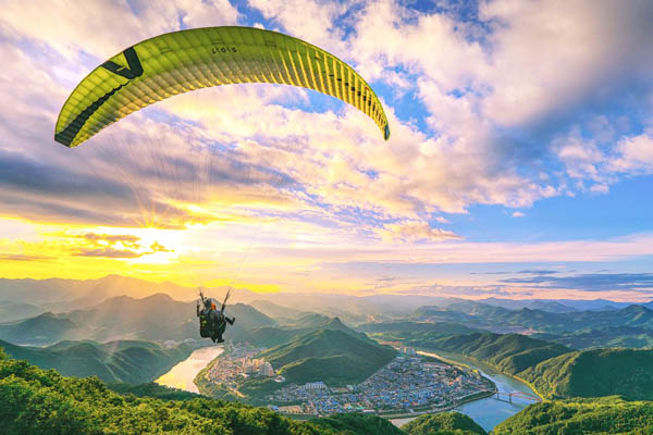 Danyang_option_parapente