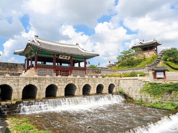 suwon forteresse hwaseong