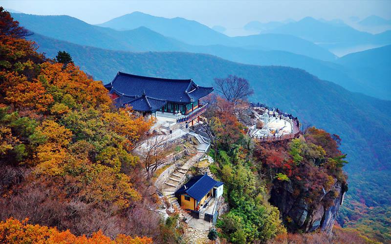 Namhae_temple boriam