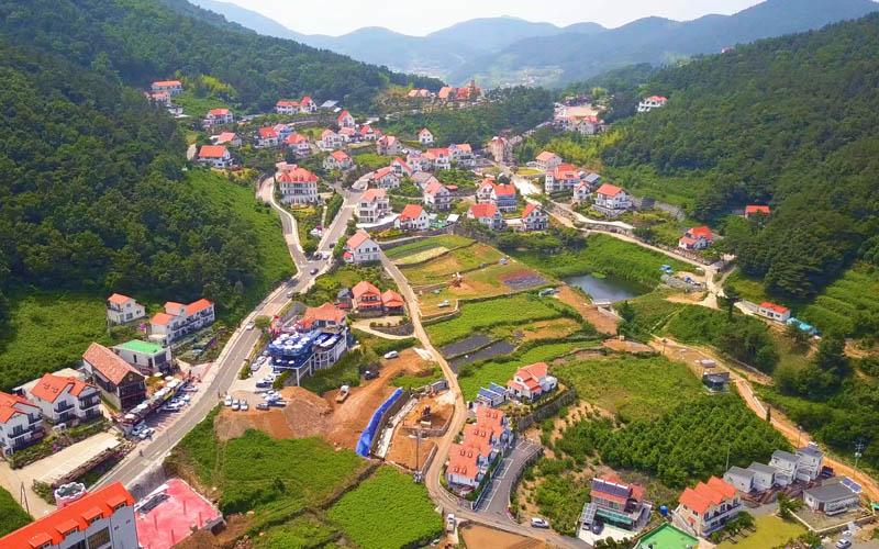 Namhae_village allemend