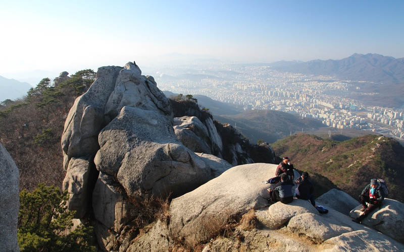 Seoul suraksan
