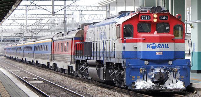Transport Local Train