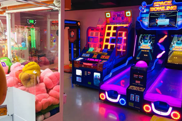 arcade jeux seoul